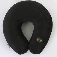 Wholesale Neck Massager U Shape Electric Nap Pillow Massage Pillow Adjustable Pillow Free Drop Shipping