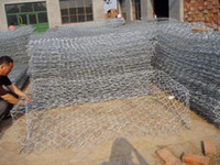 Wholesale Gabion Basket Control and guide the water Flow