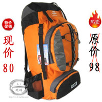 Wholesale L outdoor mountaineering bag Large capacity camping backpack male female travel back