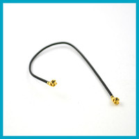 Wholesale 5 IPX to IPX IPX u fl to IPX u fl Connector cm Pigtail Cable Cable
