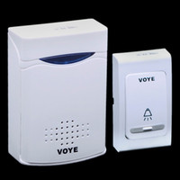 Wholesale 38 Melody Songs Wireless Doorbell Remote Control v006b