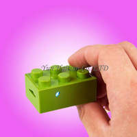 Wholesale Novelty Colorful Eazzzy Special Effects blocks mini Digital Camera lomo video camera hot sale I