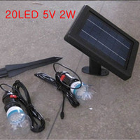 Wholesale Solar power system W with Led LEDs light solar panel W V home indoor outdoor lighting
