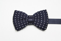 Check red bow tie - Elegant Hipster Party New Rockabilly Punk Emo Red Bow Tie Men Bowtie