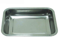 Wholesale Multi Function Tray Barbecue Plate Trays x45CM Stainless Steel Kitchen Picnic Tray