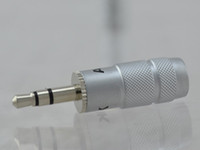 Cheap Adapter 3.5mm Stereo plug Best DC3.5mm  straight adapter