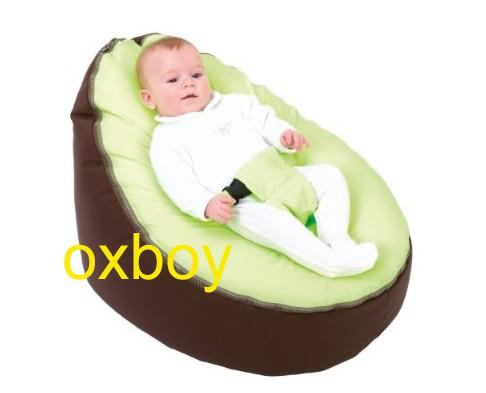 baby toddler beanbag chair, baby sofas and seats, 2 upper covers baby ...