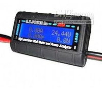Wholesale F02961 G T Power LCD A High RC Precision Walt Watt Meter Power Analyzer Ver