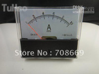 Wholesale Analog Amp Panel Meter Current Ammeter DC A A