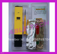Wholesale Digital pH Meter Tester Hydroponic Aquarium calibration screwdriver box