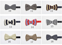Wholesale fashion men bow tie high quality nice tie waiters wear bow tie cheap price colorful
