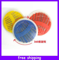 Wholesale Stainless Steel DIY Hand Assorted Needle Needles Kit Tool for Clothes Tailor Sewer Sewing Craft Gift