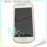 Wholesale Mini i8190 Capacitive Touch Screen Android Quadband Phone GSM Wifi Mobile phone