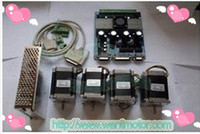 Wholesale 2013 New Wantai Axis Nema Stepper Motor BYGH663 amp Driver Board TB6560 amp W power for en