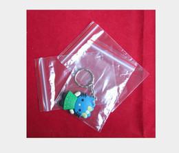 2017 sac de rangement clair 5Mil 7*10cm Clair Serrure de fermeture éclair Sacs,sac de tirette de paquet de 1000pcs/lot sac de rangement clair promotion