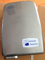 Wholesale ABS Plastic Automatic Hand Dryer SCS C silver