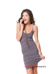 Wholesale Women Seamless Full Slip Shaper Dress Ladies Shapewear Slimming Long Cami Tank Top