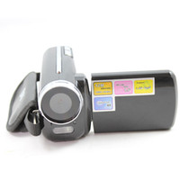 Wholesale New Brand MP quot TFT black LCD Digital Video Camera LED Flash Light DV139 D501
