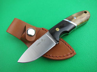 Wholesale OEM Colt outdoor camping fixed blade knife survival knife S S blade HRC