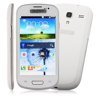 No Brand 4.0 GSM850 i8190 TV Smart Phone Android 2.3 SC6820 1.2GHz 4.0 Inch Capacitive Screen
