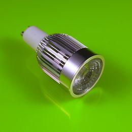 GU10 10W 12W 15W Warm White pure white cool whtie COB LED Spotlight Led Bulb Light