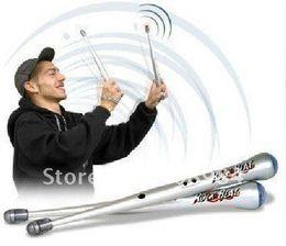 Wholesale big promotion for days Rock Beat Rhythm Stick Electronic Drum Sticks Air drumstick f