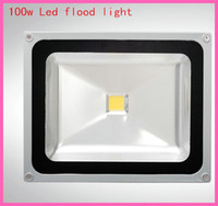 100W 100w led - 100w led floodlight outdoor led project lighting waterproof w led flood light V via fedex