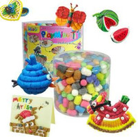 Wholesale Miou Kids Colorful Play Dough Magic Corn Plasticine Silly Putty For Children Joining