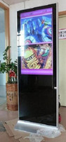 Wholesale 42 inch LED mall kiosk quot LCD display indoor and outdoor display digital signage player