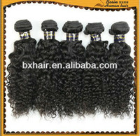 Grade AAAAA double weft body Wave virgin indian brazilian ca...