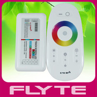 Wholesale Hot Sales G RF Touch Screen Remote RGB Controller LED Controller with Touch Ring Keys V V