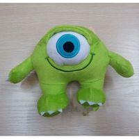 Monsters, Inc. Plush Doll 15cm Anime Cartoon Movie Stuffed Ki...