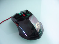 Wholesale Games Computer Mouse Wired Mouse With Cable Buttons mobile and stability