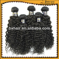 100% human hair mongolian virgin weave