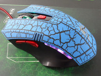 Wholesale New Price Professional Games Computer Mouse DPI Wired Mouse With Cable Buttons mobile