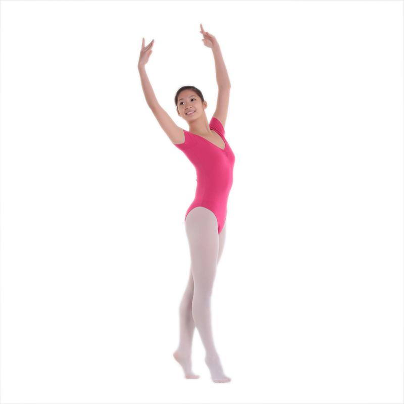 Womens Yoga Sportswear Dance Clothes Fitness Aerobics Korean