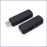Wholesale 5pcs UR09 GB USB Disk Recorder Voice activated U flash voice recorder u disk voice recorder