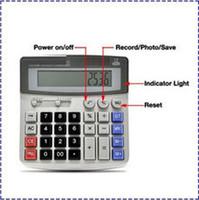 4G calculator camera - Built in GB Pinhole Camera DVR Mini Calculator Camera calculator spy camera