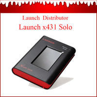 Wholesale 2013 Launch Diagnostic Tool Auto scanner X431 Solo original Multi language OBD