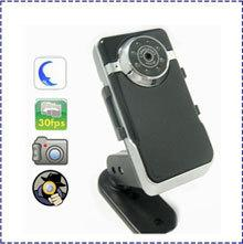 F16 Mini spy Camera DVR, Remote Control spy Camera Night Vision, Sound Control, Motion Detection