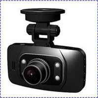 Wholesale HK POST GS8000 P Car DVR camera GPS G Sensor inch Full HD LCD Screen P fps M COMS Sensor