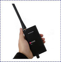 Wholesale Anti Spy Wireless Video amp Audio Camera Bug Tap Signal Detector M range MHZ MHZ