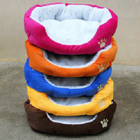Wholesale new dog Lamb Velvet lovely Pet Waterloo Teddy bed Hiromi nest Small and medium sized dogs
