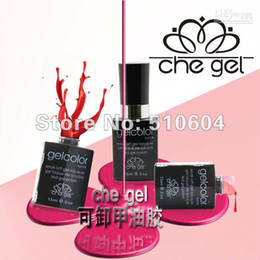 Wholesale 2013 Lastest Edition x Nail Art Polish LED UV Gel Color ml oz Soak Off Pollution