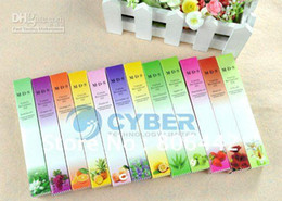 Wholesale 12Pcs Essential Nail Care Cuticle Oil Mixed Fruit Flavor Nail Cuticle Revitalizer Oil