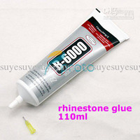 Wholesale Freeshipping ml Professional Rhinestone Glue Jewelry Adhesive Craft Adhesive B