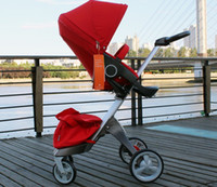 Wholesale Fasion Stokke Xplory Stroller Baby Stroller Toddlers Prams Red