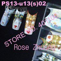 avatar mask - Freeshipping x BRAND NEW AVATAR airbrushed face mask design nail tips designer nail art tips t