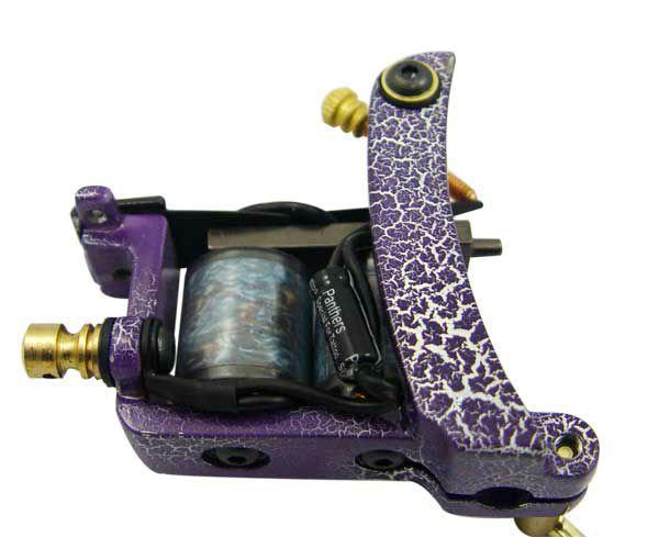 how to set up a rotary tattoo machine