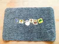 Wholesale CPA Retail Box Clean Step Mat Super Absorbent Doormat Absorbs Mat Just like Magic x28